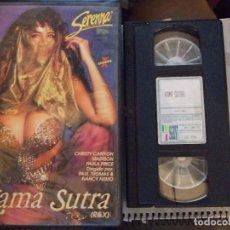 Peliculas: VHS - KAMA SUTRA - SERENNA - PAUL THOMAS - CHRISTY CANYON , MADISON - . Lote 130674103