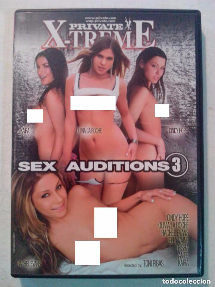 Privata x treme 31 sex auditions