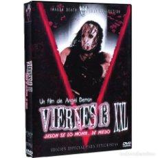 Peliculas: VIERNES 13 XXL JASON SE LO MONTA DE MIEDO - DVD. Lote 182754107