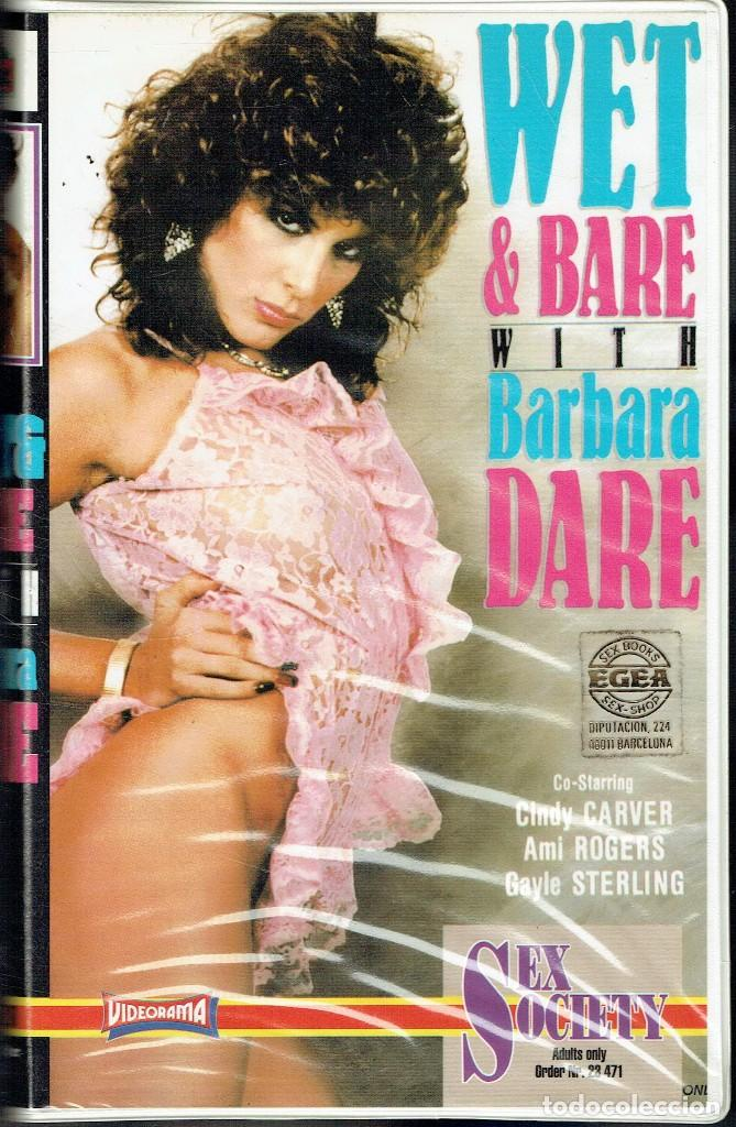 Wet Bare With Barbara Dare Sold Through Direct Sale 83652160 She was one of the industry's initial contract performers with essex video and vivid entertainment and is an avn and. wet bare with barbara dare sold