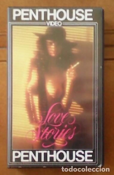 VHS PELICULA EROTICA - LOVES STORIES -REFHAULDEPU (Coleccionismo para Adultos - Películas)