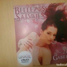 Peliculas: DVD BELLEZAS SALVAJES N 21 GABRIELA -THAGSON --REFESCDLADEARES1. Lote 85326312