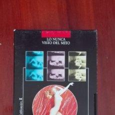 Peliculas: MARILYN MONROE EROTICA VHS. Lote 86914724