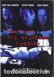 EL ASESINO DEL TELEFONO EROTICO (NUEVA Y PRECINTADA) (Coleccionismo para Adultos - Películas)