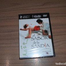 Peliculas: EL SABOR DE LA SANDIA DVD CINE EROTICO NUEVA PRECINTADA. Lote 217588562