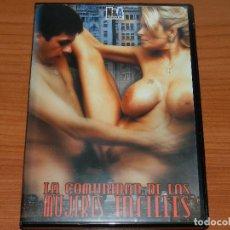 Filmes: DVD XXX - LA COMUNIDAD DE LAS MUJERES INFIELES. Lote 101761019