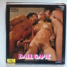 Filmes: PELÍCULA ERÓTICA SUPER 8 BALL GAME. Lote 101765147