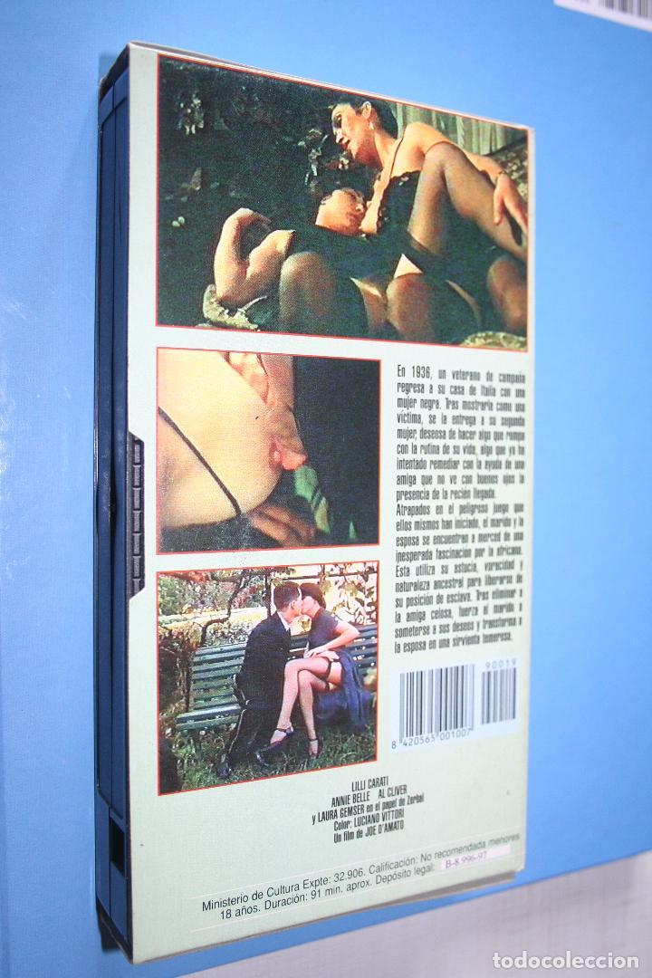 Peliculas: LA ALCOBA *** JOYAS DEL CINE ERÓTICO nº 19 *** INTERVIU *** VHS COLECCIÓN *** - Foto 2 - 102178651