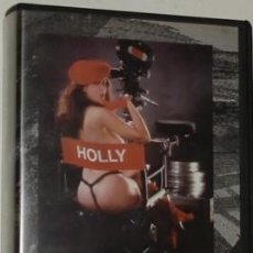 Peliculas: HOLLY DOES HOLLYWOOD 4 / CHRISTY CANYON CAROL CUMMINGS KIMBERLY KANE MICHELLE MONROE - VHS + DVD. Lote 102410935