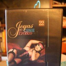Peliculas: EL DESPERTAR DEL PLACER *** JOYAS DEL CINE EROTICO Nº 22 (INTERVIU) *** VHS SEXO. Lote 103446411