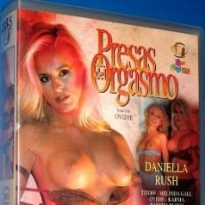 Peliculas: PRESAS ORGASMO ORGIE EN NOIR OVIDIE SANDRA RUSSO DANIELLA RUSH KARMA ROSENBERG DORA VENTER VHS + DVD. Lote 105082387