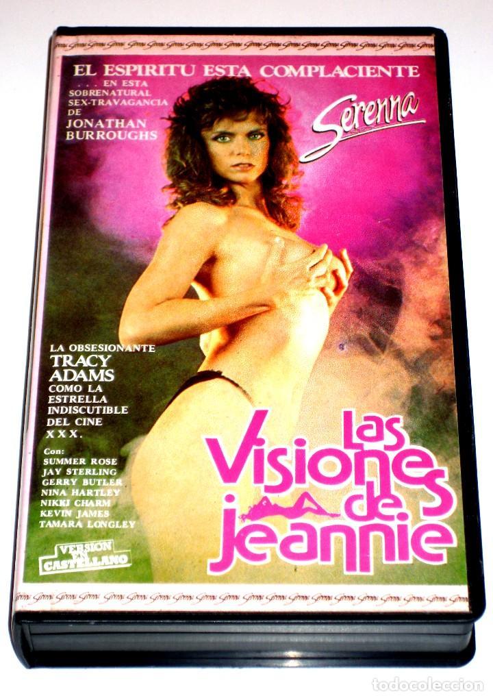 Las Visiones De Jeannie 1986 Tracey Adams Summer Rose Nina Hartley Nikki Charm