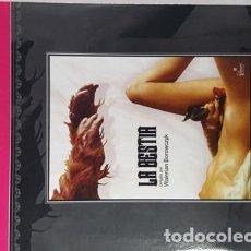 Peliculas: CINE EROTICO - LA BESTIA - MUY NUEVA SOLO UN USO - EN PERFECTO ESTADO. Lote 117391939