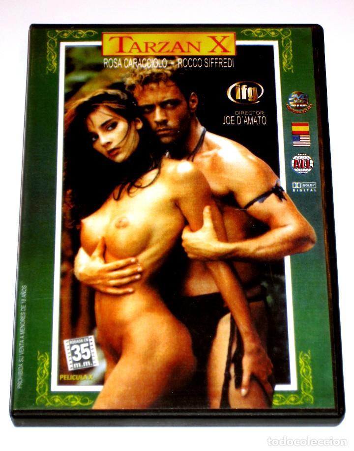 Tarzan xxx rocco