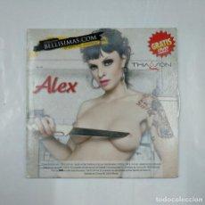 Peliculas: THAGSON ALEX. COLECCION BELLISIMAS. EL ARTE DEL DESNUDO. DVD. TDKV9. Lote 137379574