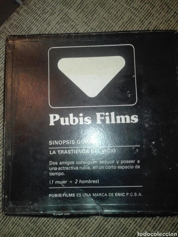 Peliculas: pelicula super 8 porno film la trastienda del vicio - Foto 2 - 128741596
