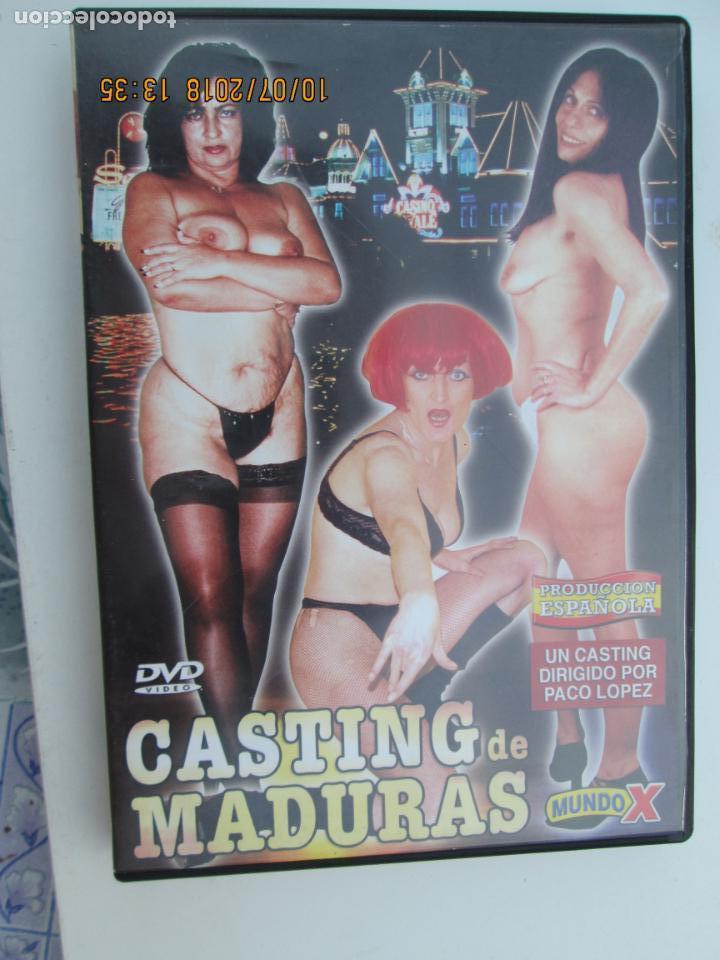 Película porno online española madura Casting De Maduras Dvd Porno Solo Para Adulto Sold Through Direct Sale 136511062
