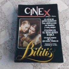 Film: CINE X Nº 2 BILITIS DE DAVID HAMILTON,CUANDO ES EL SEXO QUIEN HABLA, UN FILM PORNO DE F.L.QUE HA1978. Lote 137616790