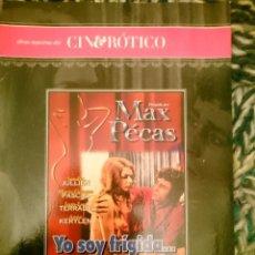 Peliculas: DVD PELICULA EROTICA - YO SOY FRIGIDA... ¿POR QUE? --REFESCDSENALARHAMI. Lote 145554074