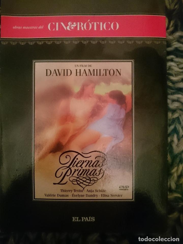 DVD PELICULA EROTICA - TIERNAS PRIMAS --REFESCDSENALARHAMI (Coleccionismo para Adultos - Películas)
