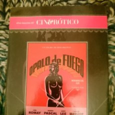 Peliculas: DVD PELICULA EROTICA - OPALO DE FUEGO -CON LENA ROMAY - NADINE PASCAL - JANEY LEE --REFESCDSENAL. Lote 145554142