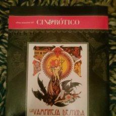 Peliculas: DVD PELICULA EROTICA - LA VAMPIRESA DESNUDA --REFESCDSENALARHAMI. Lote 145554186