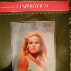 Peliculas: DVD PELICULA EROTICA - LA ENFERMERA --REFESCDSENALARHAMI. Lote 145554190
