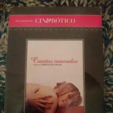 Peliculas: DVD PELICULA EROTICA - CUENTOS INMORALES --REFESCDSENALARHAMI. Lote 145554326