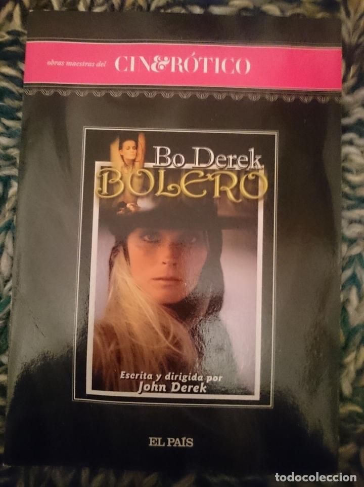 DVD PELICULA EROTICA - BOLERO - CON BO DEREK --REFESCDSENALARHAMI (Coleccionismo para Adultos - Películas)