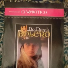 Peliculas: DVD PELICULA EROTICA - BOLERO - CON BO DEREK --REFESCDSENALARHAMI. Lote 145554350