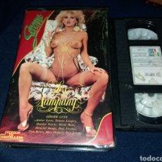 Peliculas: SEX XAMPANY - VHS- GINGER LYNN- AMBER LYNN. Lote 145761468