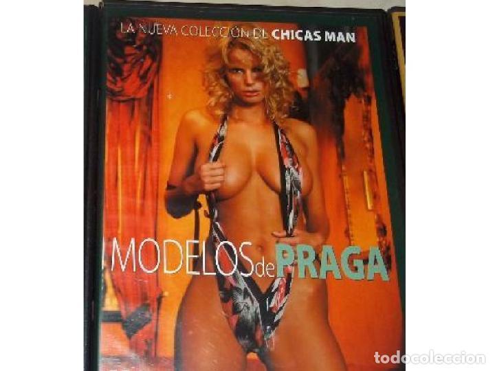 DVD - MODELOS DE PRAGA (Coleccionismo para Adultos - Películas)