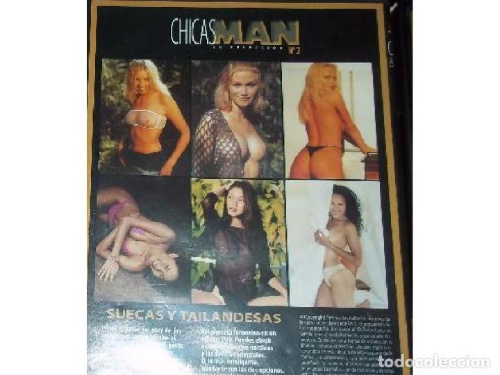 Peliculas: DVD - CHICAS MAN NUMERO 2 - Foto 2 - 145775170