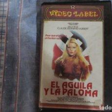 Peliculas: LOTE 26 PELICULAS VHS PARA ADULTO. Lote 147662902