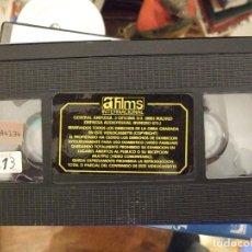 Peliculas: VHS - HOT LOVE - DINO FERRARA - PORSCHE LYNN , JEANNA FINE , BUFFY DAVIS - A1 FILMS SIN CARATULA. Lote 149638246
