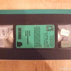 Peliculas: VHS - SEXY REMINGTON STYL - GINGER LYNN , BRIDGETTE MONET , SHARON MITCHELL - SIN CARATULA. Lote 149719338