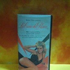 Peliculas: LA CASA DEL PLACER - VHS. Lote 152061730