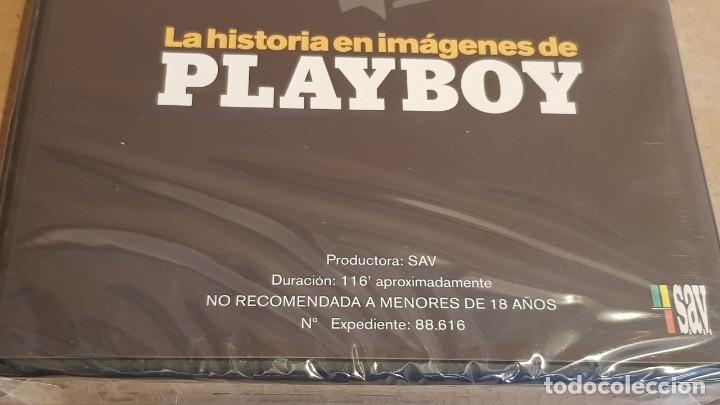 Peliculas: LA HISTORIA EN IMÁGENES DE PLAYBOY / 116 MINUTOS / DVD - PRECINTADO. - Foto 2 - 157258950