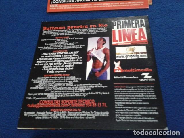 Peliculas: CD ROM PRIMERA LINEA ( DELICATESSEN XXX ) Nº 7 COLECCIONES PL 2000 - Foto 2 - 160181826