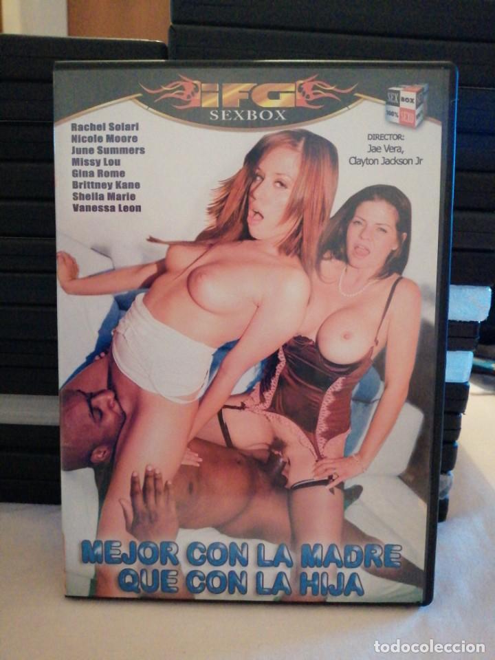 Peli porno mejor con la madre que con la hija Dvd Xxx 288 Mejor Con La Madre Que Con La Hija Sold Through Direct Sale 162295538