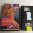 Peliculas: VHS, POR DETRAS ( PUNTO DE VISTA TRASERO )- EROTISMO VINTAGE. Lote 164102442
