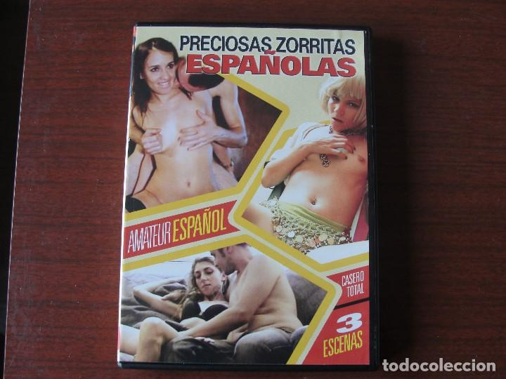 Pelicula porno casera española Dvd Porno Espanol X Amateur Zorritas Espano Comprar Peliculas Para Adultos En Todocoleccion 164729638