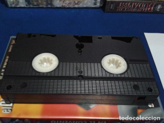 Peliculas: VHS EROTICA ( EL DIABLO EN EL CONVENTO )NEGRO Y AZUL - MARIO SALIERI - SILVIA FORRER, YVETE BALLAND - Foto 6 - 168223540