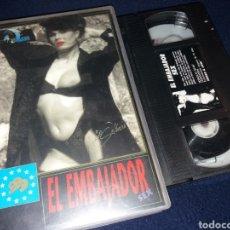 Peliculas: EL EMBAJADOR SEX- VHS- MARIO SALIERI- DEBORAH WELLS (XX2). Lote 168854538