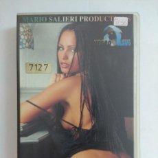 Films: VHS EROTICO/AMOR TERROR Y SEXO/ANITA DARK.. Lote 169595016