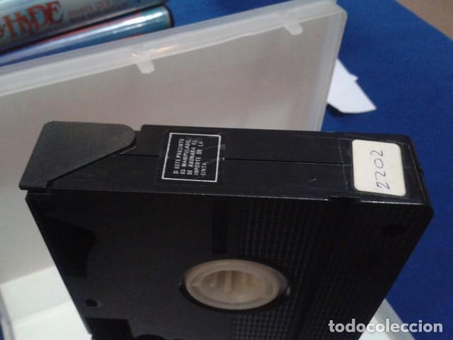 Peliculas: VHS ADULTOS X ( ENTREVISTA MORBOSA ) NEGRO & AZUL MAX BELLOCCHIO: PENELOPE VALENTINI, TIKA BISSO - Foto 7 - 169697564