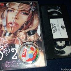 Peliculas: CIRCO DE SEXO 2- VHS- MARYLIN STAR (XX4). Lote 169726374