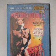 Films: VHS EROTICO/WATCHING SIMONAS/ROCCO SIFFREDI/BARBARELLAI.. Lote 171335424
