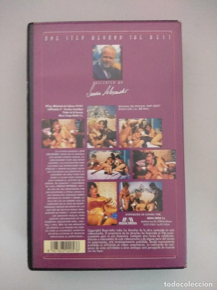 Peliculas: VHS EROTICO/THE VICES OF THE DUCHEES/ROCCO SIFFREDI/EVA ORLOWSKI. - Foto 2 - 171336375