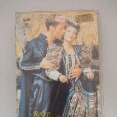 Peliculas: VHS EROTICO/INMORTAL/ROCCO SIFFREDI/DOMENIKA BAUMANOVA.. Lote 171336464
